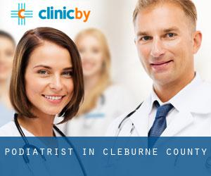 Podiatrist in Cleburne County