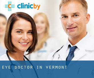 Eye Doctor in Vermont