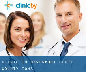clinic in Davenport (Scott County, Iowa)