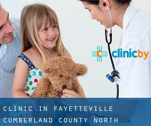 clinic in Fayetteville (Cumberland County, North Carolina)