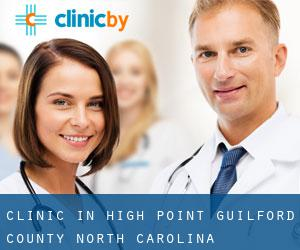 clinic in High Point (Guilford County, North Carolina)