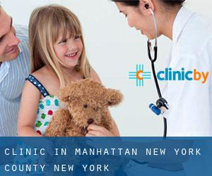 clinic in Manhattan (New York County, New York)