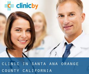 clinic in Santa Ana (Orange County, California)