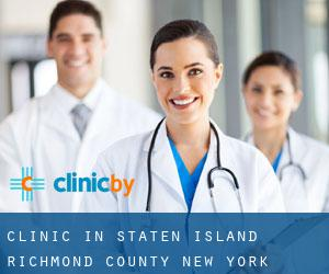 clinic in Staten Island (Richmond County, New York)
